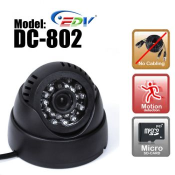 CCTV Surveillance DVR Dome Camera