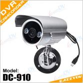 Waterproof LED Array CCTV Security DVR Camera  DC-910