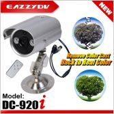 Outdoor CCTV Security DVR Camera TV-Out DC-920i, Removed Color Cast