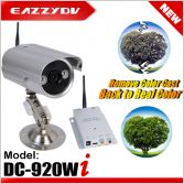 2.4G Wireless DVR Camera DC-920Wi, Removed Color Cast