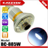 BC-885W WiFi Bulb P2P IP DVR Camera with 5W White LED Light