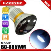 BC-885WM Mirror Bulb WiFi Camera with 5W White LED Light, P2P bulb IP camera with APP control