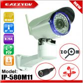 1.3M HD960P WiFi PTZ Bullet P2P Outdoor IP Network DVR Camera