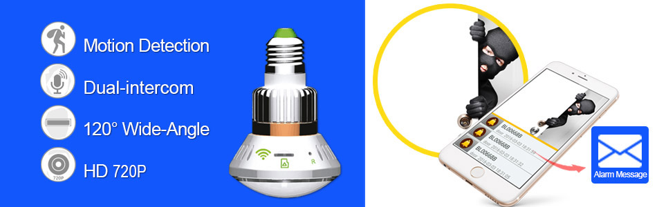 Bulb Promotion Page