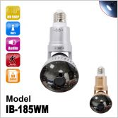 IB-185WM iSmart WiFi Light Bulb 5Watt IP Camera