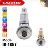 IB-185Y Rotatable wifi bulb IP camera with 5watt warm light